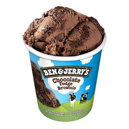 Sorvete Ben & Jerry's Choc Fudge Brownie 458ml