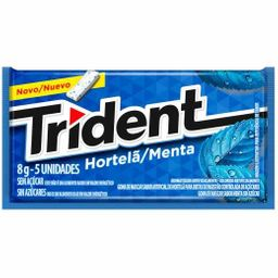 Trident Hortelã Menta - 8g