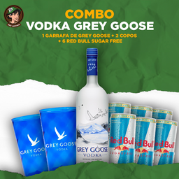 Combo Grey Goose