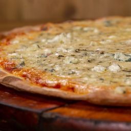 Pizza 4 Queijos Especial - Grande