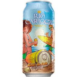 Verão da Lata - American IPA - 473ml - Cerveja Rio Carioca