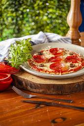 Pizza Individual Pepperoni - 22cm
