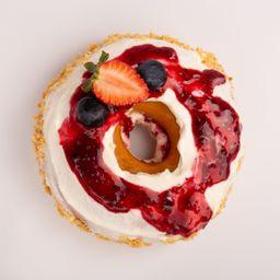 Donuts Cheesecake