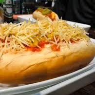 Hot Dog Frango Mega