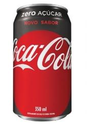 Coca Cola Sem Açúcar Lata
