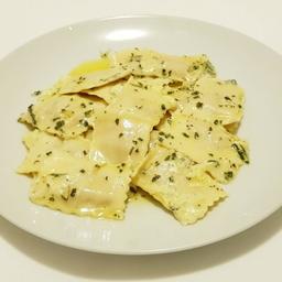 Ravióli de Zucca (Abóbora) na Manteiga de Sálvia - 400g