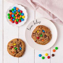 Soft Cookie M&M's