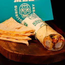 Quesadilla + Burrito