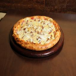 Pizza Carbonara - Individual