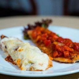 Filet Peixe Siciliana