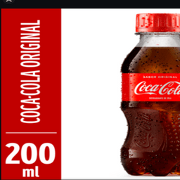 coca-cola original 200 ml