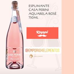 Espumante Casa Perini Aquarela Rose