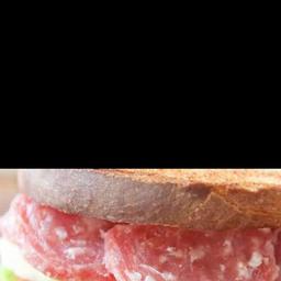 Pão com Salame