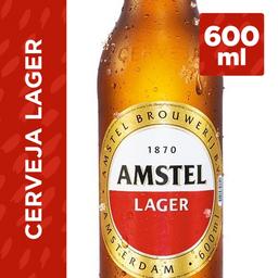 Cerveja Amstel - 600ml