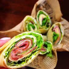 Wrap de Salame