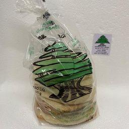 Pão sirio pacote
