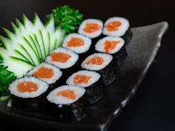 Salmomaki de salmão (10 unid