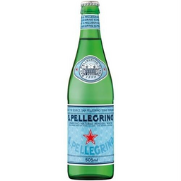 Água San Pellegrino com Gás 505ml