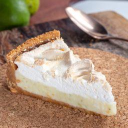 Torta de Limão Fatia