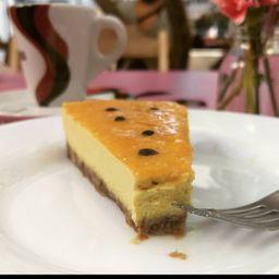 Torta Raw Maracujá