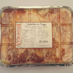 Lasanha ao Sugo - 1kg