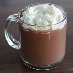 Chocolate Quente com Chantilly 300ml
