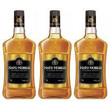 Natu Nobilis Blended Whisky - 1L