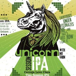 28 - Unicorn - Session Ipa - Growler 1l