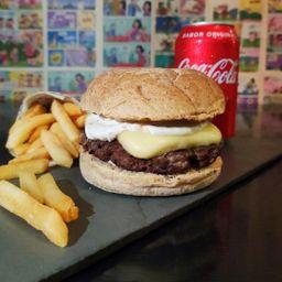 Combo Cheeseburger