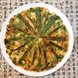 Haemul Pajeon - Panqueca de Frutos do Mar