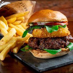 Combo Monstro Burger