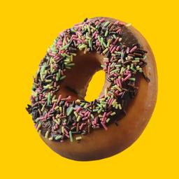 Donuts com sorvete