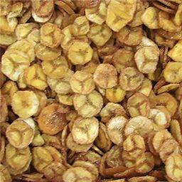 Banana Chips Doce com Acucar e Canela (1