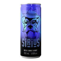 Cerveja Latido Sirius West Coast Stout 355ml