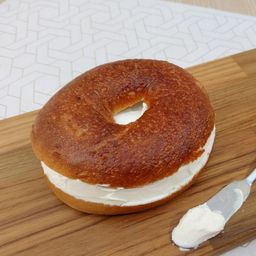 Bagel com Cream Cheese