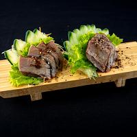 Sashimi Atum Maçaricado - 8 Peças