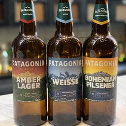 Patagonia Bohemia Pilsener - 740ml