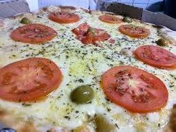 Pizza Grande Mussarela com Guaraná 1L