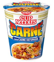 Cup Noodles Carne - Nissin