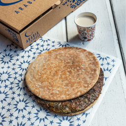 Sanduiche de Kafta com Tarator