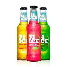 51 Ice Frutas Vermelhas 275ml