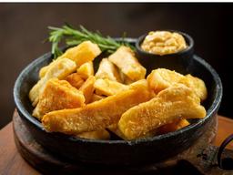 Mandioca Frita - 400g
