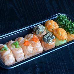 Combo Sushi Especial + Rock