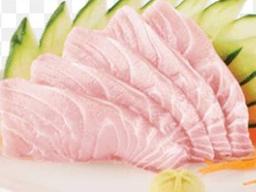 Sashimi de Peixe Branco - 5 Unidades