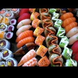 Sushi Roll Serve Até 15 Pessoas