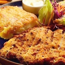 Schnitzel de Frango