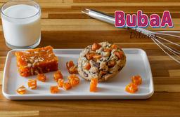 Cookie Abóbora Com Coco - 85g