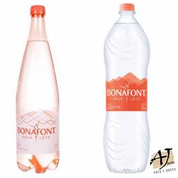 água mineral bonafont 1,5l