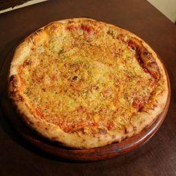 Pizza de Alho e Óleo - Individual