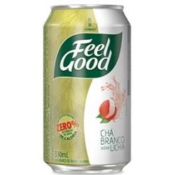 Chá Branco Feel Good Sabor Lichia - 330ml